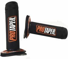 MANOPOLE Pro Taper IMPUGNATURE PAIO MOTO CROSS ENDURO ARANCIONE ORANGE KTM
