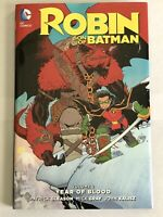 HC ROBIN SON OF BATMAN vol 1 Year of Blood HARDCOVER tpb DC Comics FREE S/H SALE