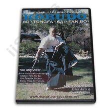 Okinawan Karate Kobudo Bo Tongfa Sai Tan Bo Weapons Dvd Gaviola & Ricci #236 New