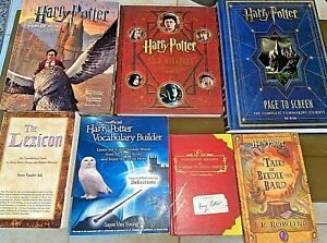 Harry Potter Books~  Page to Screen FILM WIZARDRY Unofficial Vocabulary Builder