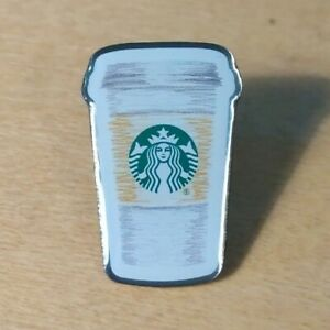 Starbucks Cup Employee Exclusive Pin