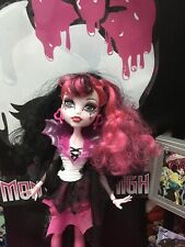Muñeca Monster High Draculaura Ghouls Rule Excelente Estado 💕