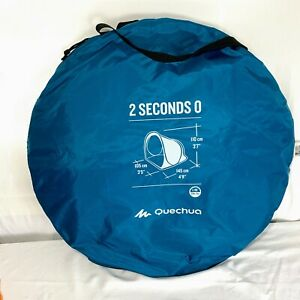 Quechua 2 SECONDS POP-UP SHELTER by Decathlon - Protection from Sun & Wind - NEW