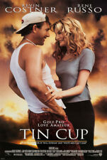 TIN CUP MOVIE POSTER 2 Sided ORIGINAL FINAL 27x40 KEVIN COSTNER RENE RUSSO