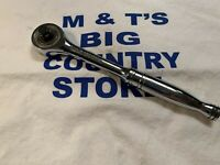 """T & E TOOLS 3/8"""" Drive Push-Through Style Gearless Infinity Ratchet SRC0150"""