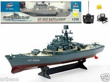 """23"""" Ht Radio Control Rc Battle Warship Boat Cruiser Destroyer RC WWII HT-3826"""