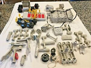 Robotix  Series Motorized Building System by Milton Bradley Lot