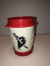 Vintage Tim Hortons Buffalo Sabres Travel Mug New