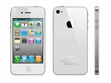 Apple iPhone 4 8GB AT&T GSM White A1332