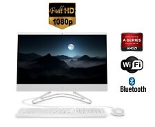 "HP 24"" All-in-One Desktop 1080p Touchscreen Computer 8GB 1TB AMD A9 Turbo 3.7GHz"
