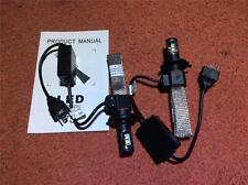Triumph Speed Triple Cree LED Headlight Bulb Conversion Kit - 6000K  955i 98-05