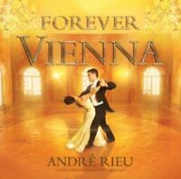ANDRE RIEU forever vienna (cd compilation & dvd video, 2009) classical, waltz