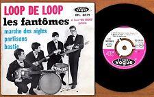 EP Rock pop de 1963 des Fantômes Chez Vogue N° EPL.8075 - Très bon état général