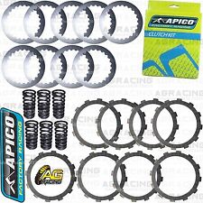 Apico Clutch Kit Steel Friction Plates & Springs For KTM SXF 250 2013-2015