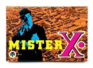 Klee Mister X Familienspiel Detektivspiel  Gesellschaftsspiel Brettspiel