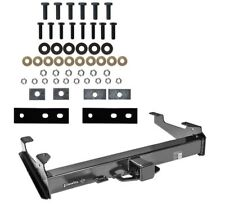 Trailer Tow Hitch For 01-10 Chevy Silverado GMC Sierra 2500 3500 HD 8ft Bed NEW