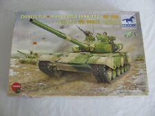 Bronco 1/35 Scale Chinese PLA Main Battle Tank ZTZ-99 / 99G #CB35023