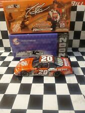 NASCAR 2002 WINSTON CUP CHAMPION #20 TONY STEWART  HOME DEPOT 1:24 ACTION