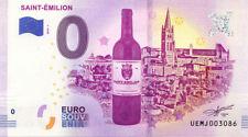 33 SAINT-EMILION Village, 2019, Billet 0 € Souvenir