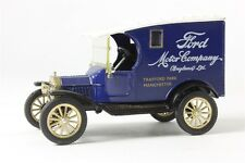 CORGI DIE CAST AUTO LIMITED EDITION FORD MODEL T BLU ART 966