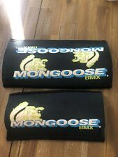 mongoose bmx old school Pads Any Questions Please Ask.
