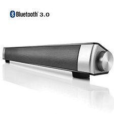 TV Home Theater Soundbar Bluetooth Sound Bar Speaker System Built-in Subwoofer G