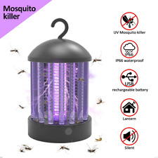 Nicelucky Bug Zapper Killer Fly Trap -Indoor Outdoor- Mosquito Trap Insect Zap