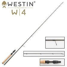 Westin W4 UltraStick ML 210cm 7-28g, Leichte Spinnrute, Forellenrute für Blinker