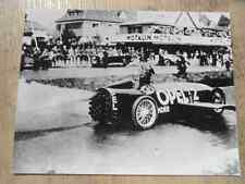 "Foto Fotografie photo photograph OPEL ""RAK 2"" 1928  86008010.21 SR617"