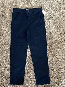 Cat And Jack Boys Pants Navy Blue Size 7