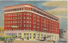 The O'Henry Hotel Greensboro NC Roadside Postcard #2