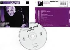 "CHARLES AZNAVOUR ""L'Essentiel"" (CD) La Bohême... 2000"