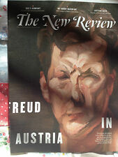 The New Review Magazine Dated 10 November 2013 - Lucian Freud Gabrielle