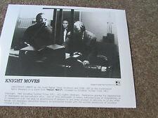 KNIGHT MOVES  feat Christopher LAMBERT 1992  Promotional  Film / Cinema  PHOTO