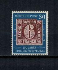 BRD/Bund 1949 - 100 Jahre Deutsche Briefmarken - MiNr. 115 ** postfrisch (MNH)