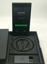 Razer Phone 2 64Gb Black Unlocked Excellent Condition w/ Box + Accessories