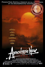 Apocalypse Now Official 70s Film Movie Original Cinema Print Premium Poster