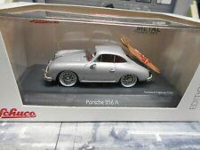 PORSCHE 356A 356 A Coupe Ski Wintersport silber 1/750 Schuco 1:43
