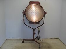 Vintage Mole-Richardson Type 4241, 10000 Watt Big Eye Tener Solarspot Spot Light
