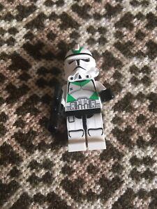 ⭐ LEGO Star Wars Episode 3 Green Clone Commander Printed Legs