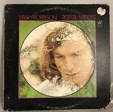 Van Morrison / Astral Weeks / Original VG Vinyl LP / 1968 Warner Brothers WS1768