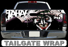 T227 JOKER Tailgate Wrap Decal Sticker Vinyl Graphic Bed Cover