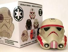 New STAR WARS LEGION SNOW SPEEDER Stormtrooper Helmet Disney Vinylmation