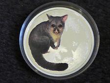 Australian Bush Babies II Possum 2013 1/2 Oz Silver proof coin