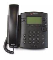 NEW Polycom VVX 311 VoIP IP SIP Business Media Phone (2200-48350-025)
