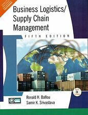 Business Logistics/Supply Chain Management and Logware CD Package by Ronald H...