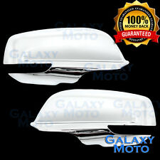 08-12 CHEVROLET MALIBU Chrome plated Full Mirror Cover w/turn Signal hole a pair