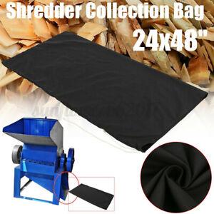 122x61cm Wood Leaf Shredder Collection Bag Craftsman MTD For Wood Leaf Chipper