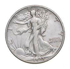 Better 1943-S - US Walking Liberty 90% Silver Half Dollar Coin Set Break *320