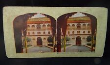 Stereoview #127 & #128 DOUBLE SIDED CARD